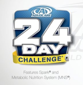 24 Day Weight Loss Challenge