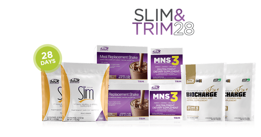 Advocare 28 day Slim and Trim